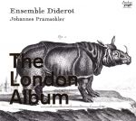 The London Album. Triosonaten von King, Draghi, Purcell, Keller, Blow und Diessener.